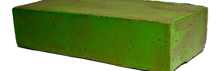 Grønne mursten