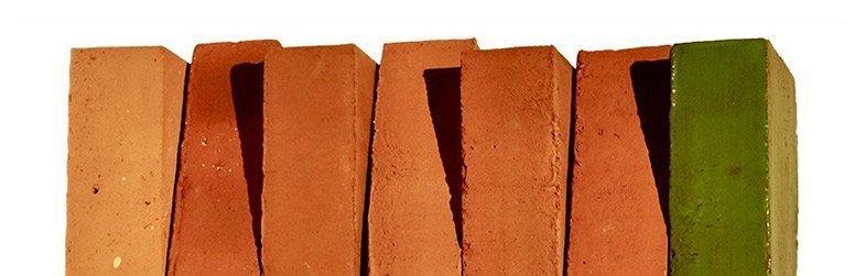 CO2 neutrale mursten og genbrugsmursten
